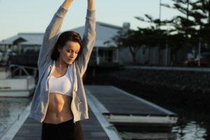 運動 美容 健康