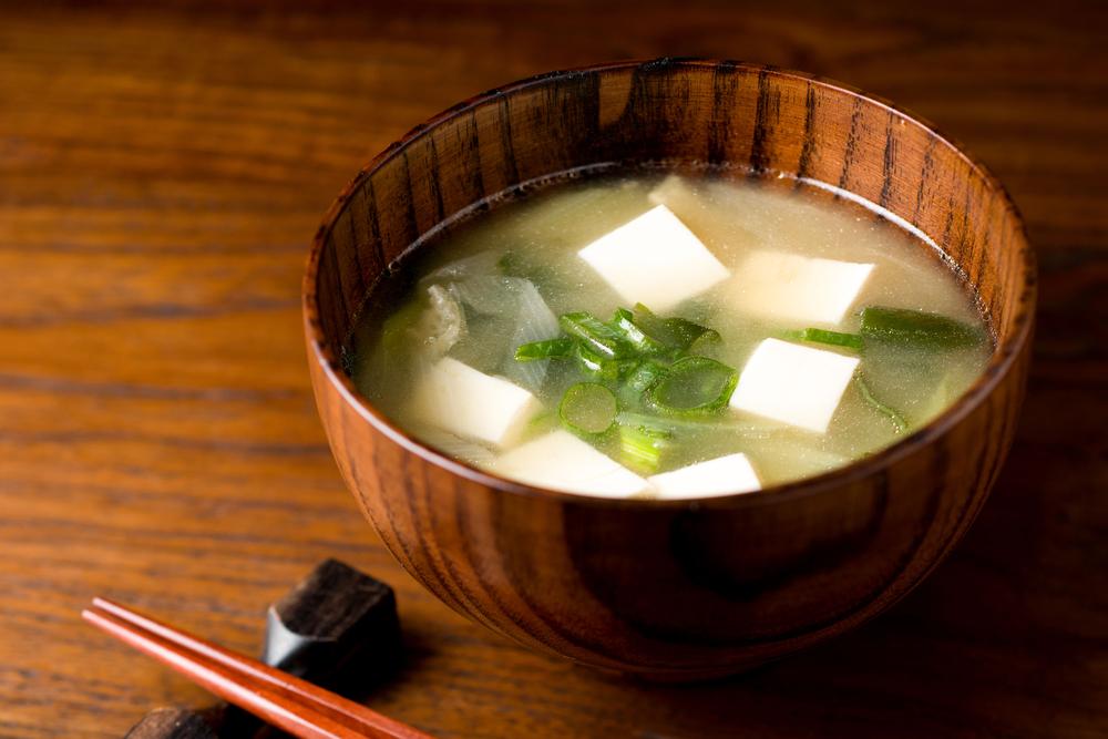 味噌汁 スープ