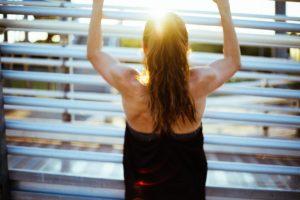 筋肉 運動 引き締め