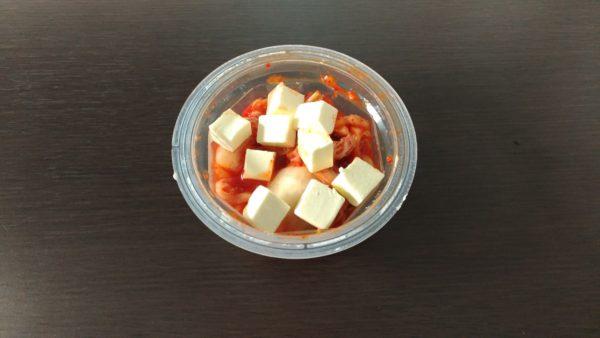ダイエットレシピ キムチ